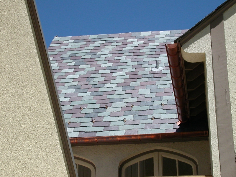 Slate Roofing Central Contracting St Louis