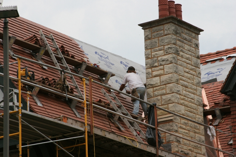 Tile Roofing Central Contracting St Louis